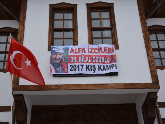 ALFA GSK İzcileri Dr.Bilal ÖZÜNLÜ Kış kampı fotografları